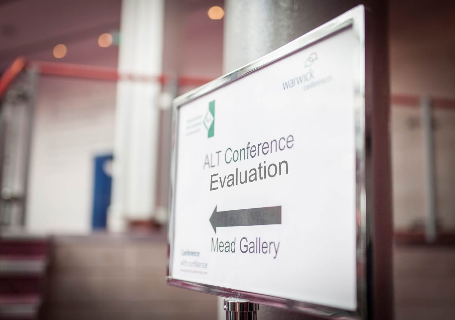 Tell us about your experience #altc