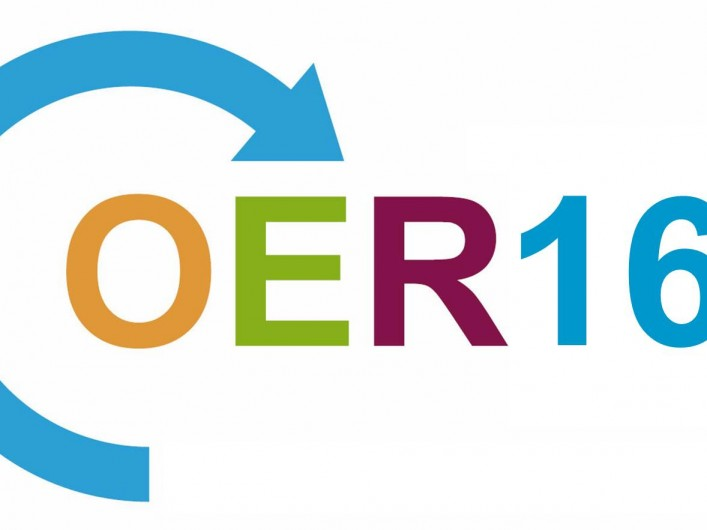 Too long to wait? OER16 takes place in April 2016.