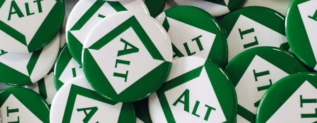 Enjoyed the conference? Support what we do and join ALT