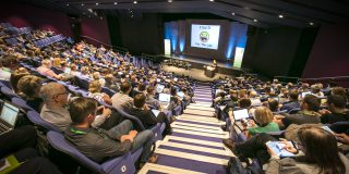 Image of 2016 conference audience