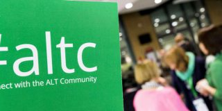Image of #altc flyer 2016