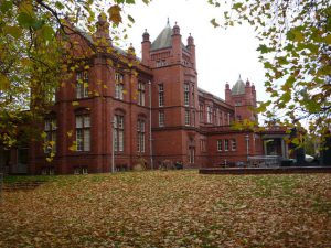 The Whitworth Art Gallery