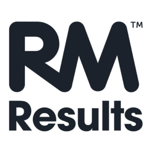 RM Results logo