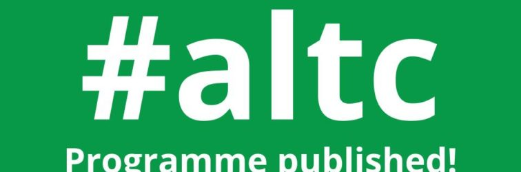 #altc – 2019 Annual Conference Programme announced
