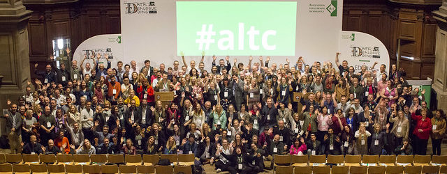 ALT Annual Conference 2019