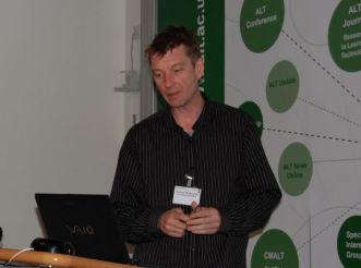 Figure 9 - Graham McElearney, University of Sheffield
