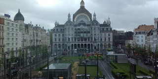Photo of Antwerp Centraal
