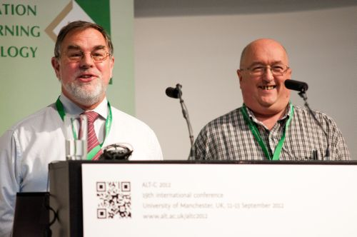 Haydn Blackey and Malcolm Ryan introduce altc-2013