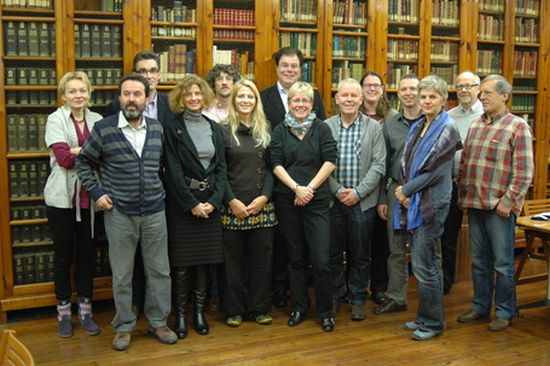 Photo of the INTENT project team