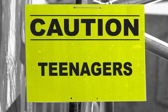OER: A languishing teenager