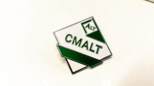 New CMALT badge