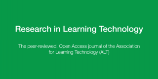 research-in-learning-technology-logo