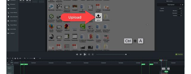 Using Camtasia 9: Two Perspectives