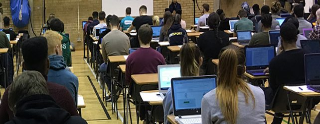 BYOD Digital Exams at Brunel University