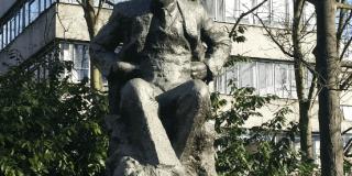 Freud statue
