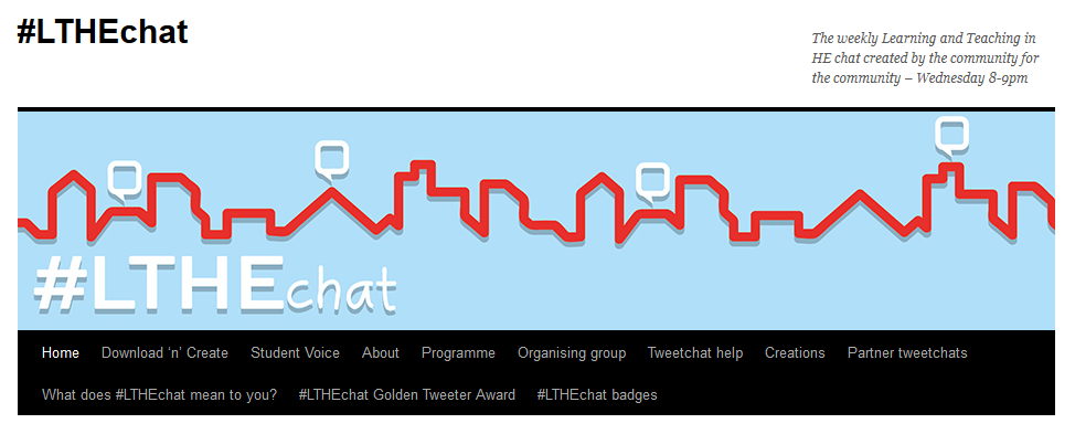 LTHE Chat Banner