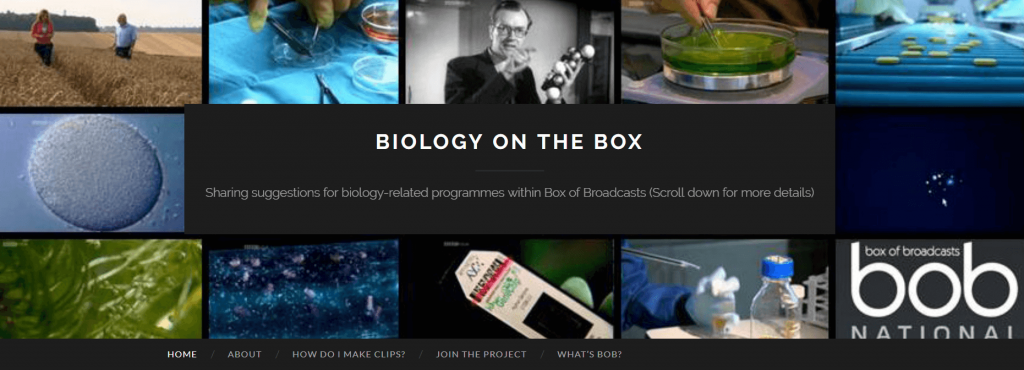 biology on the box