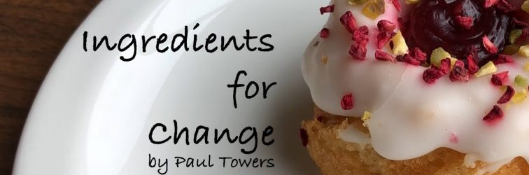 Ingredients for change