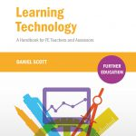 Book cover image - Learning technology