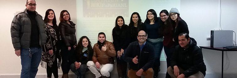 Launching a new generation of Wikipedia editors
