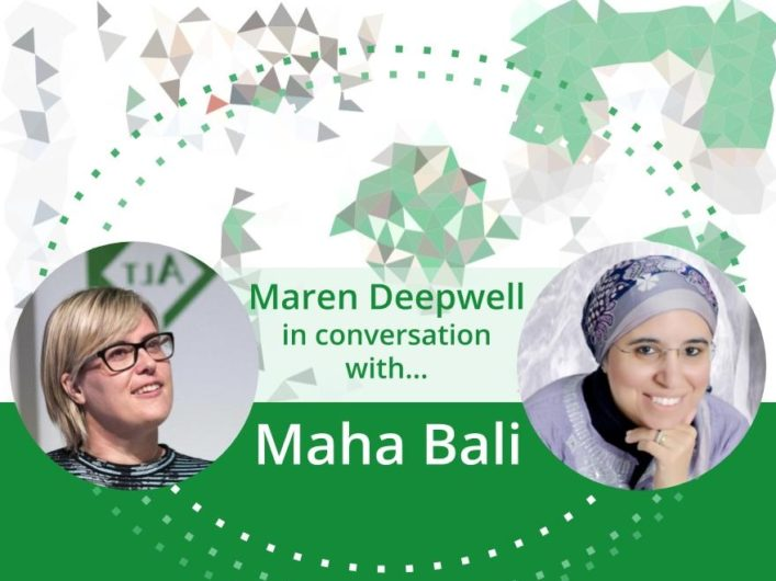 In Conversation with... Maha Bali