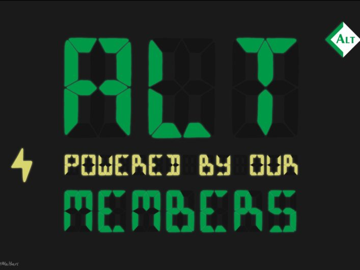 ALT Powered by its Members