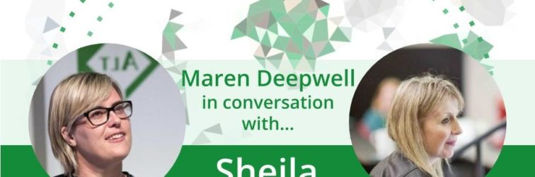 Maren Deepwell in conversation with… Sheila MacNeill