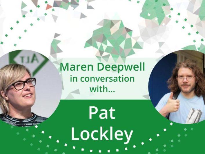In Conversation with... PatLockleyjpg
