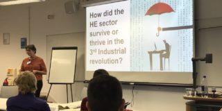 M25-LTG Autumn 2019 – 'Education 4.0'