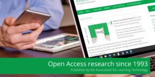 RLT Open Access reseasrch since 1993