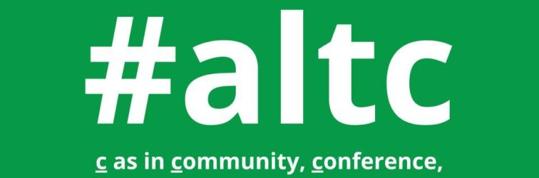 Guest Post – How ALT-C has shaped my scholarly identity