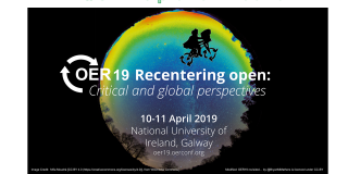 #oer19 preview webinar announcement